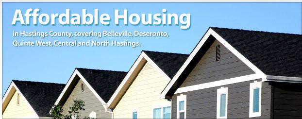 Hastings Housing Resource Centre Belleville, Quinte, Bancroft, Madoc